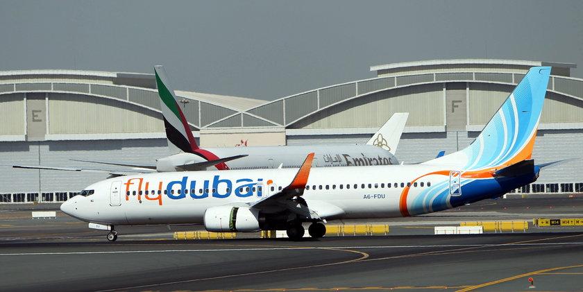 Katastrofa samolotu FlyDubai. Oni byli na pokładzie
