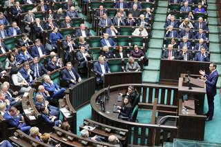 Sejm nie poparł wniosku PO o konstruktywne wotum nieufności wobec rządu