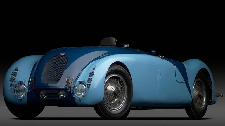 Bugatti Typ 57G Tank