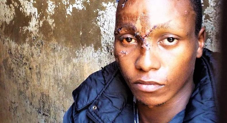 Naftali Kinuthia, the mansuspected of killing Ivy Wangechi