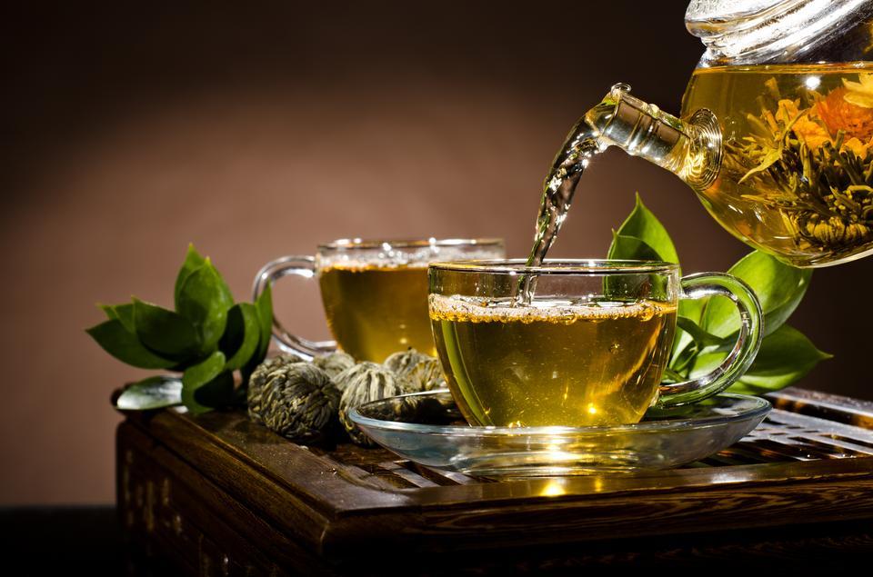 7 produktów anti-aging - Zielona herbata