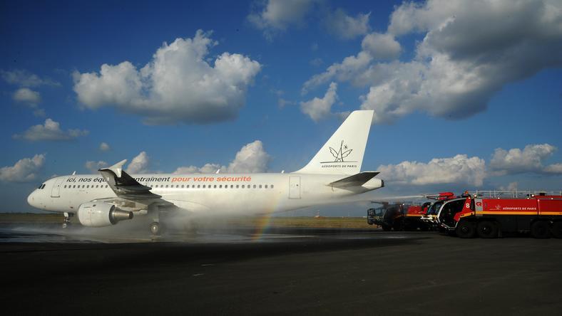 Strajk Air France - co najmniej połowa lotów odwołana