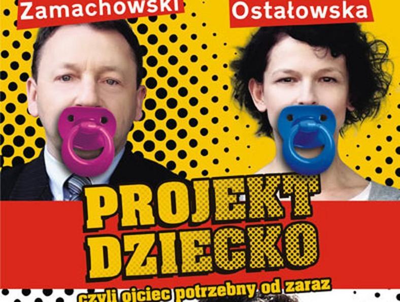 """""""Projekt dziecko..."""", czyli komedia rodzicielska"""