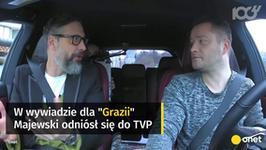 Szymon Majewski: poszedłbym teraz na Woronicza i co, miałbym udawać, że nic się nie stało?