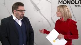 Katarzyna Janowska i Bartosz Węglarczyk w Onet Rano: gala oscarowa była wygładzona, wszystko było wyreżyserowane
