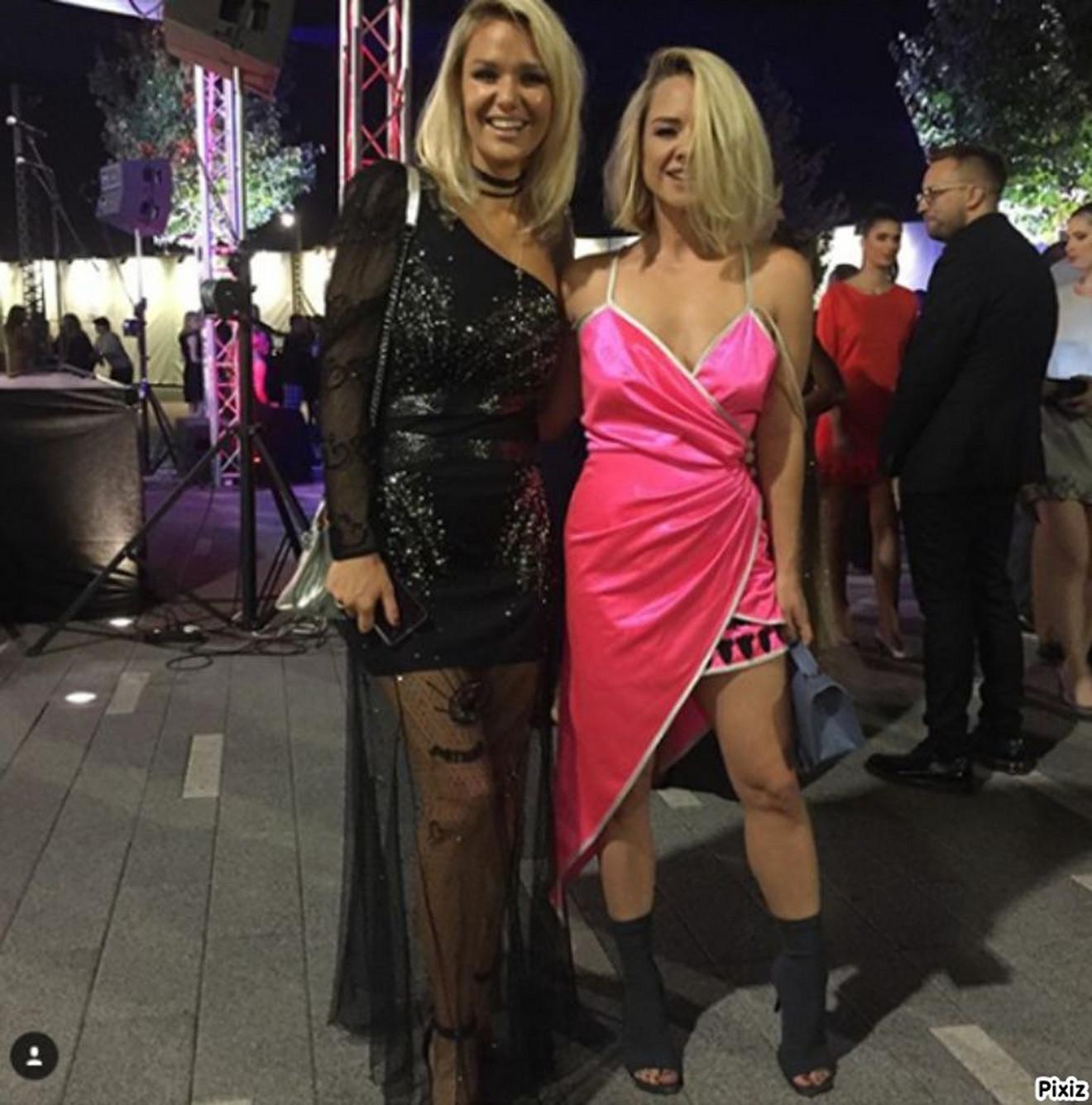 Lena Kovačević i Ana Štajdohar