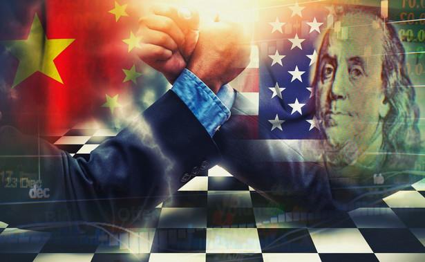 USA vs. Chiny