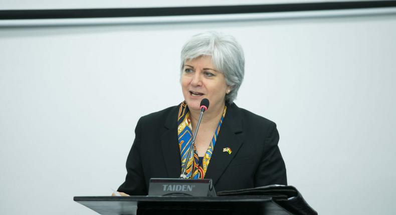 Stephanie Sullivan, US Ambassador to Ghana