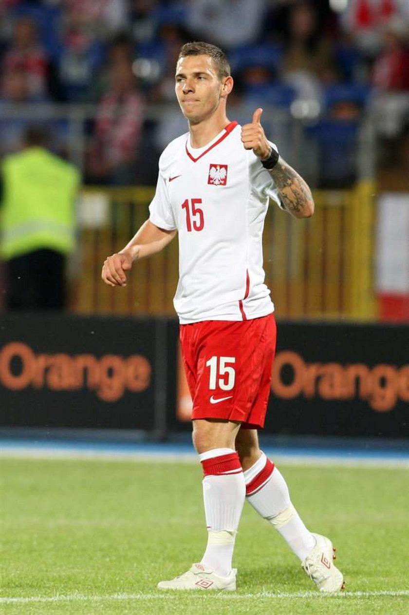 Polska - Grecja 2:0, dwa gole Obraniaka!