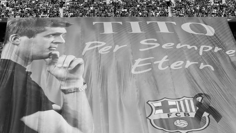 Tito Vilanova (ur. 17 września 1968, zm. 25 kwietnia 2014) - Zaczynał jako asystent Pepa Guardioli. Przez cztery lata (2008-12) wspólnie zdobyli 14 trofeów dla Barcelony. Po odejściu Guardioli Vilanova został pierwszym trenerem katalońskiego klubu. W pierwszym sezonie sięgnął po mistrzostwo Hiszpanii. Po sezonie zakończonym mistrzostwem Hiszpanii dla Barcy Vilanova zrezygnował z pracy z powodu nawrotu nowotworu ślinianki.