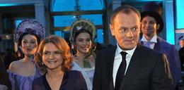 Premier zabrał żonę do opery