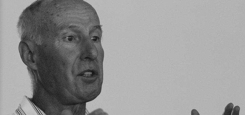 Zmarł legendarny polski trener. Jego zasługą są sukcesy wielu lekkoatletów