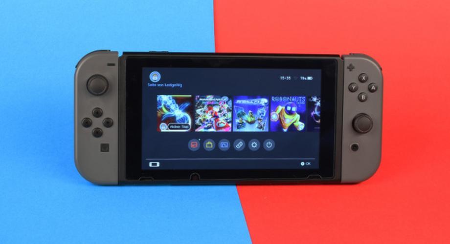 Nintendo Switch im Test: stationär, mobil und genial