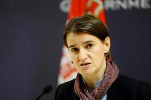 Brnabić: Sa Vučićem o rekonstrukciji vlade u najkraćem roku