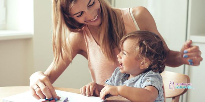 Mamma sa jednim detetom nije mnogo lakše