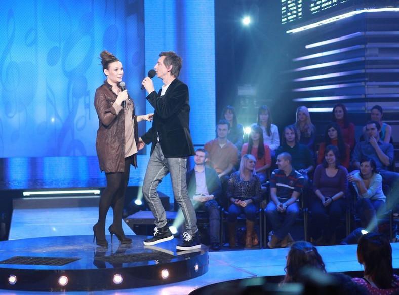 """Sonia Bohosiewicz w programie """"Tak  leciało!"""""""
