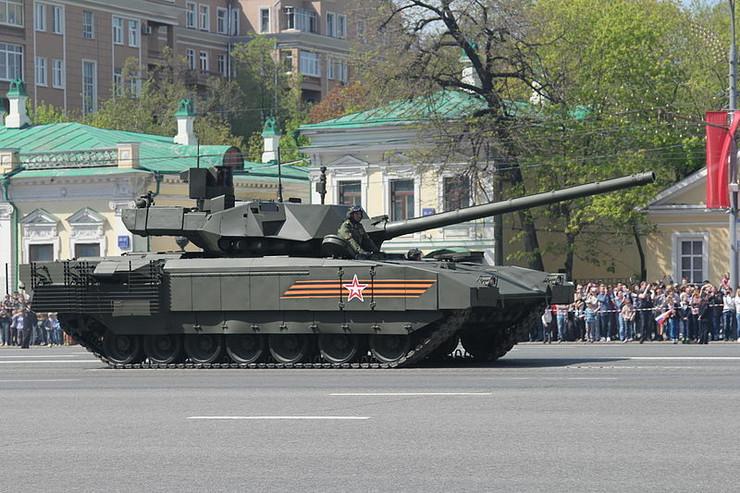 T-14 Armata, ruski tenk