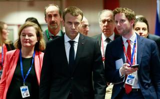 Macron znosi stan wyjątkowy, ale daje większe uprawnienia służbom