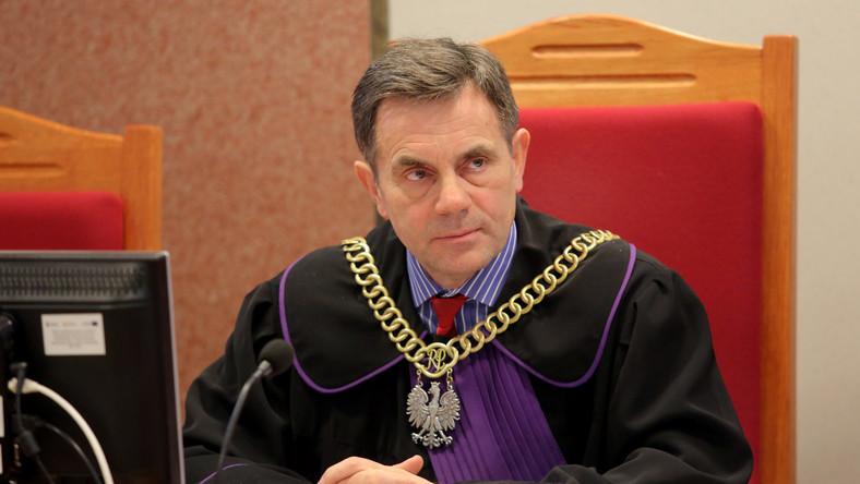 Sędzia Wiesław Kasprzyk