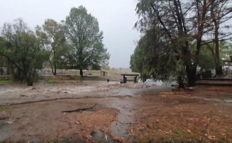 Australija poplava