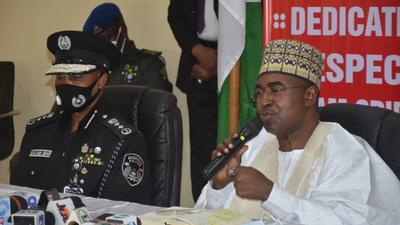NDLEA seizes over N80b worth of illicit drugs in 100 days - Marwa
