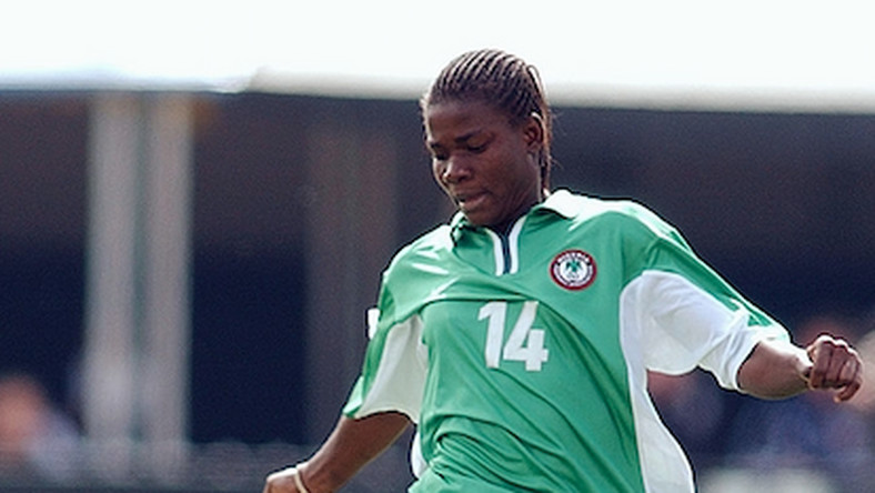 Ifeanyi Chiejine who made 61 games for Nigeria died on Wednesday night (Twitter/NFF)