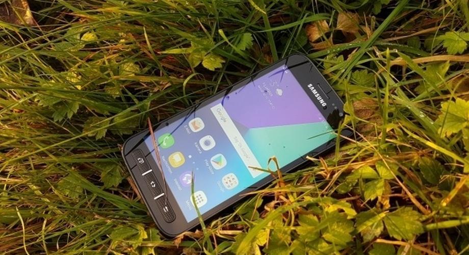 Galaxy Xcover 4: günstiges Outdoor-Handy im Test