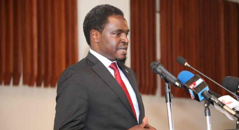 Nelson Havi's response after suspension by LSK Council