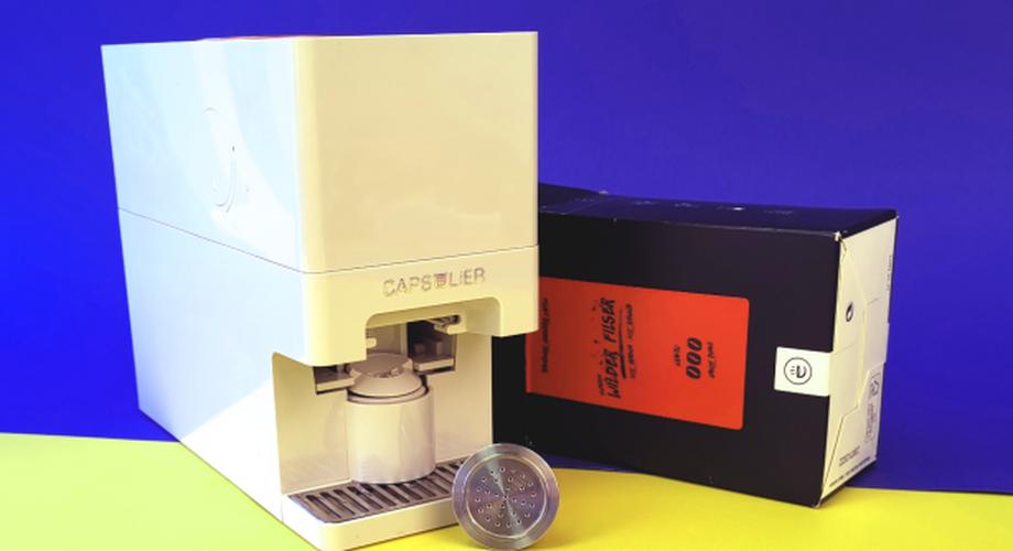 Nespresso-Kapseln selber füllen: Capsulier Lite im Test
