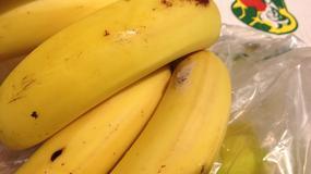 Pajęczy kokon w bananach w Lidlu. Sprawę bada sanepid