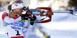 Biathlonistki słabo wypadły na dochodzenie w Ruhpolding