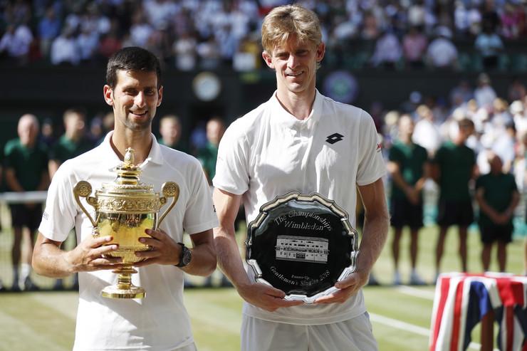 Novak Đoković, Kevin Anderson