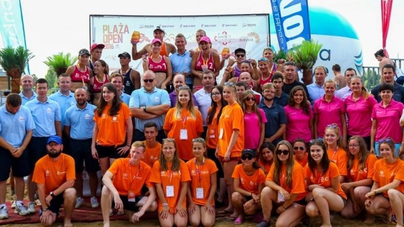 Zakończenie Plaża Open 2016