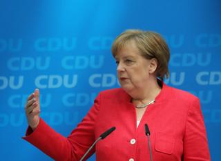 Niemieckie media o wizycie Merkel w Rosji i na Ukrainie: Nie otrzymała nic w zamian od Putina