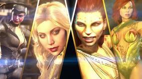 Injustice 2 - Catwoman, Poison Ivy, Black Canary i Cheetah na nowym zwiastunie