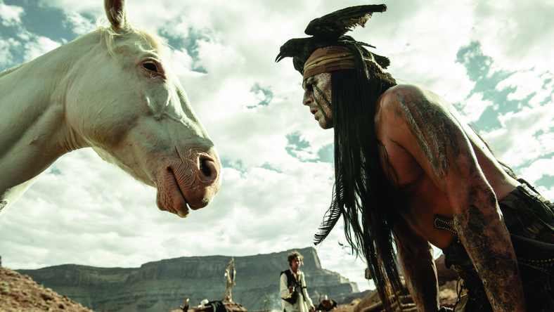 """""""The Lone Ranger"""" (""""Jeździec znikąd"""")"""