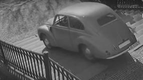 Jak testowano auta 70 lat temu