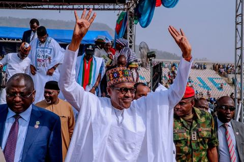 Buhari believes he's done enough in four years to deserve a second term in office