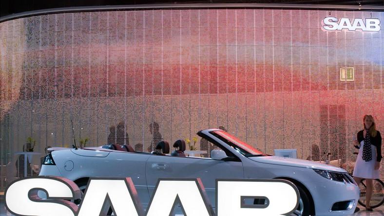 GM sprzeda Saaba Chińczykom