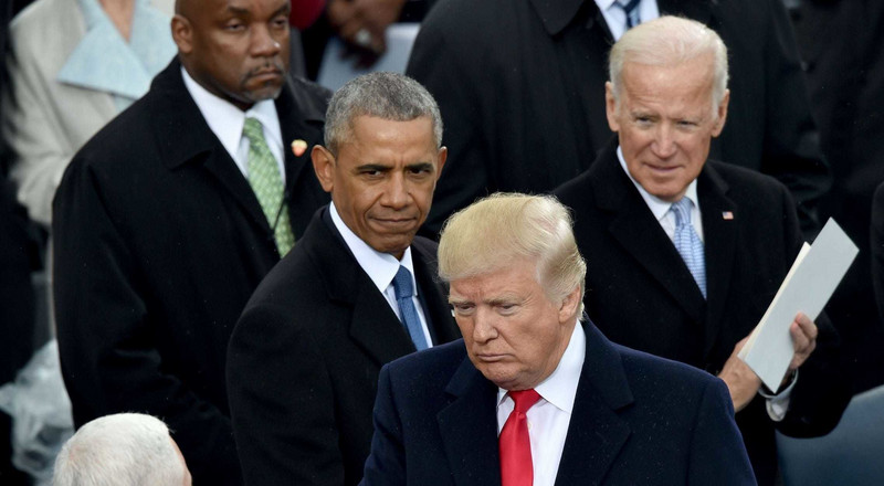 Trump: 'I won't be attending Biden's inauguration'