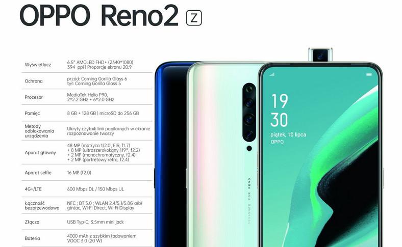 Oppo Reno2 Z