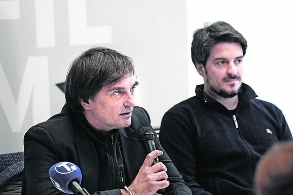 Lučev i Glavonić juče pred novinarima