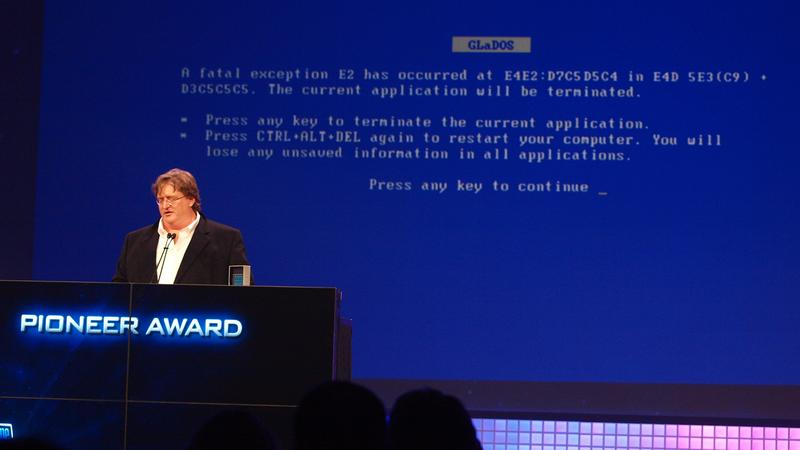 Gabe Newell - GDC 2010
