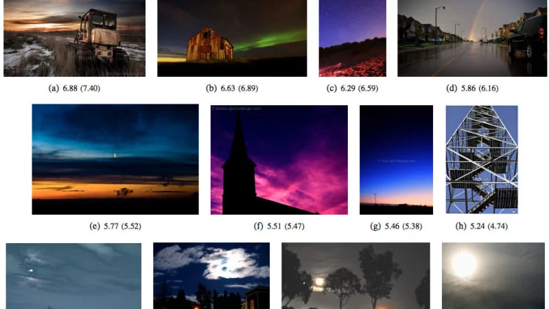 Sztuczna inteligencja Google oceni wartośc techniczną i estetyczną twoich zdjęć