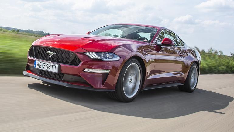 Ford Mustang GT - chcemy więcej takich aut!