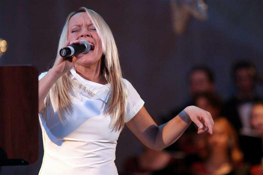 Małgorzata Ostrowska nie zawsze lubi śpiewać stare hity Lombardu. Małgorzata Ostrowska bywa zmęczona starymi piosenkami