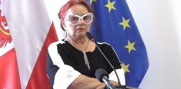 O dyrektorce sanepidu mówi cała Polska. Przerwała milczenie