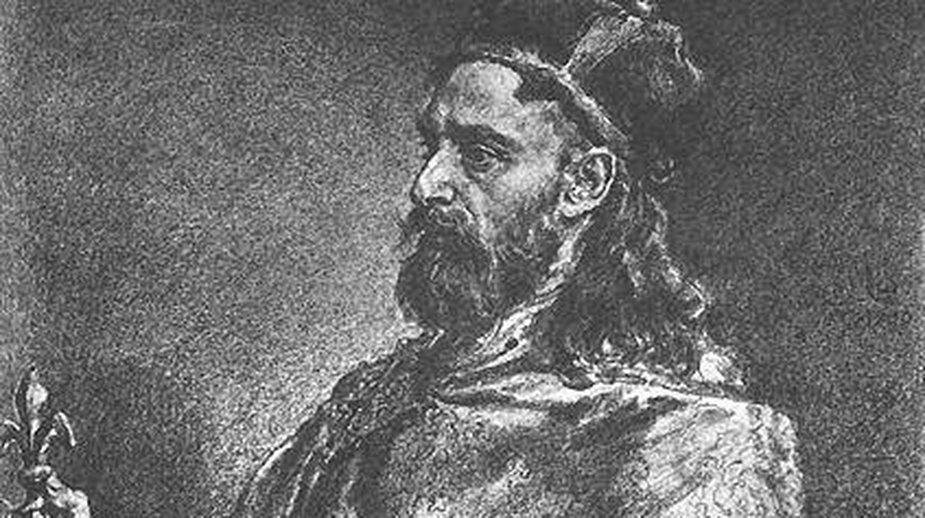 Władysław Herman według Jana Matejki
