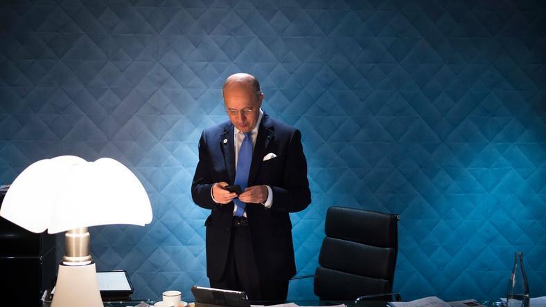 Przewodniczący COP21 Laurent Fabius