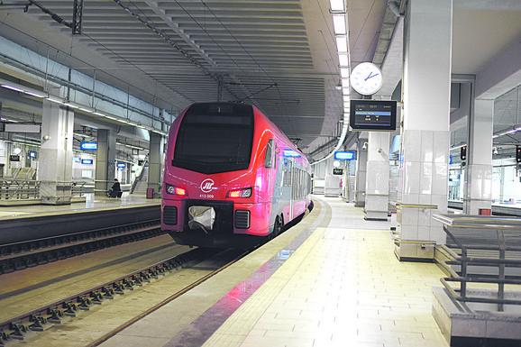 Sve više vozova vozi do Prokopa
